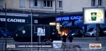 blog -affaire attentat Charlie hebdo-assaut epicerie hypercasher de Vincennes-9jan2015