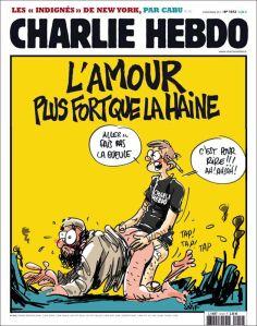 blog -Charlie hebdo-amour plus fort que haine-pour rire-Sniff