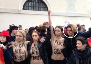 La féministe et homosexuelle C. Fourest a longtemps soutenu les Femen, féministes révolutionnaires