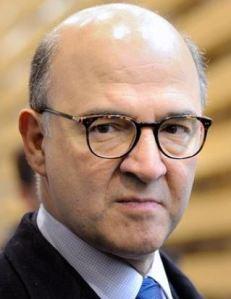 Pierre Moscovici, dont l'abondon du siège met la majorité socialiste en grand péril