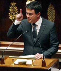 Valls: c'est vrai queça fait peur !