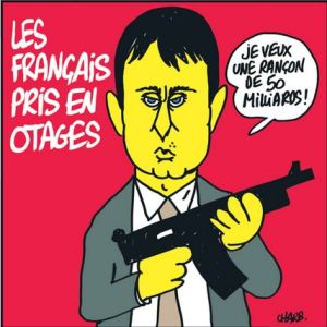 blog -Valls preneur otages-Charb