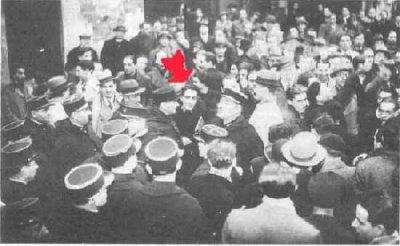La photo du 1er février 1935 occultée ci-dessous: négationnisme et censure vs. devoir de mémoire !