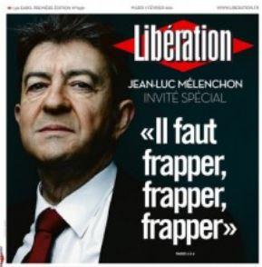 blog -Melenchon-il faut frapper frapper frapper-Unde de Libe