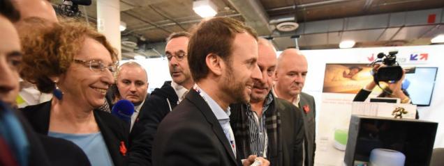 blog -Penicaud a Las Vegas ds sillage de Macron ministre