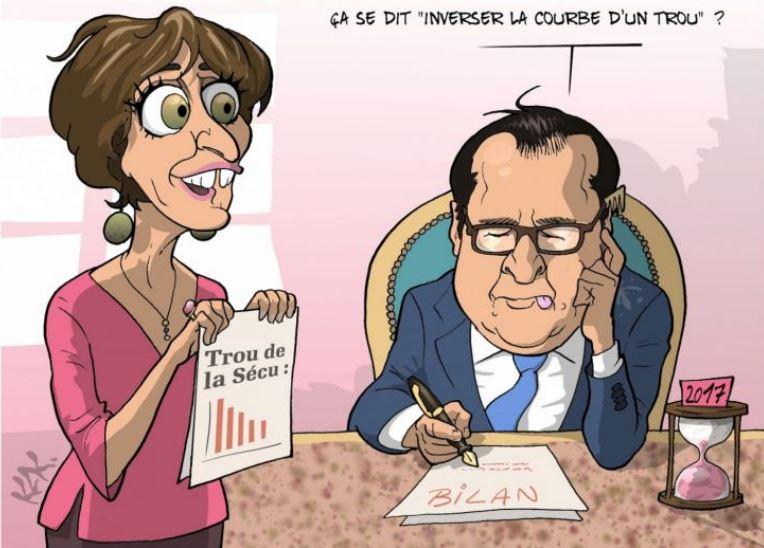 blog -Touraine- un trou de la Secu