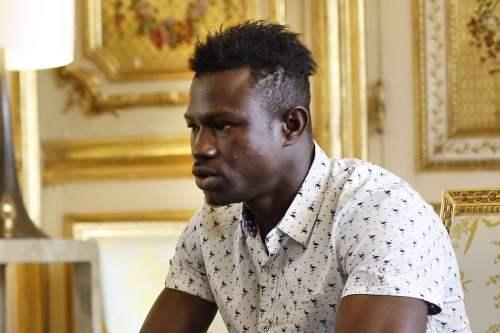 blog -Gassama Mamoudou assis Elysee