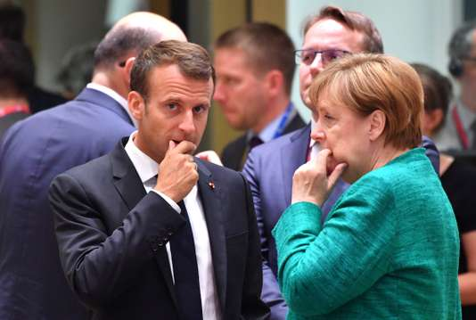 blog -Macron-Merkel-embarras commun sur sujet migrants-Bruxelles-juin2018.jpg