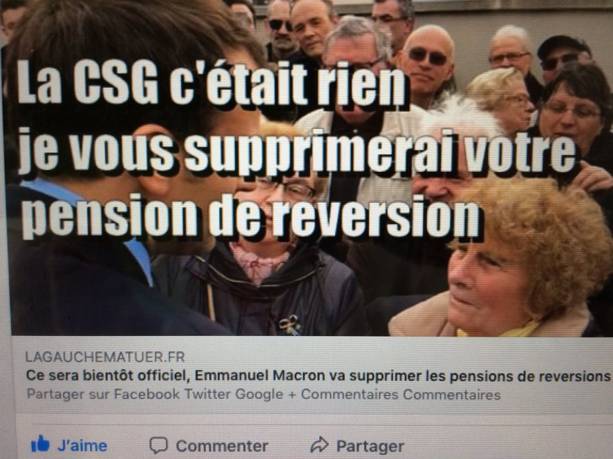 blog -pension de reversion sucree apres la CSG-dessin