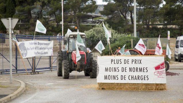 blog -raffinerie La Mede-biocarburants-blocage juin2018