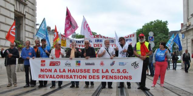 blog -retraites en colere-non a hausse CSG-14juin2018.png