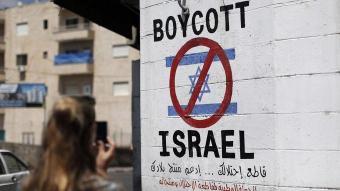 PALESTINIAN-ISRAEL-CONFLICT-BOYCOTT
