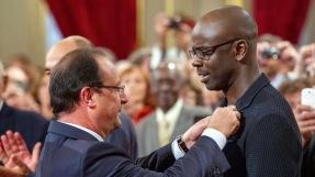 """Résultat de recherche d'images pour """"Thuram Segolene royal"""""""